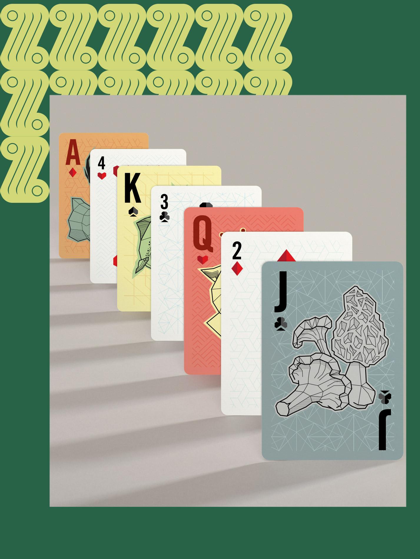 custom poker cards paper