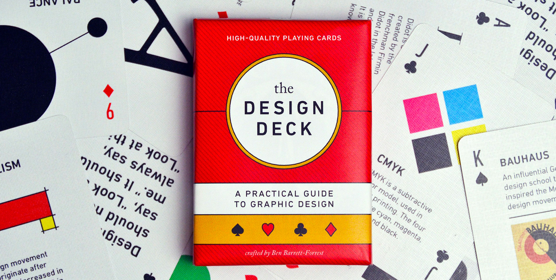 design deck - playing card decks