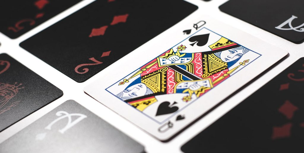 Queen of Spades Playing Card Basics